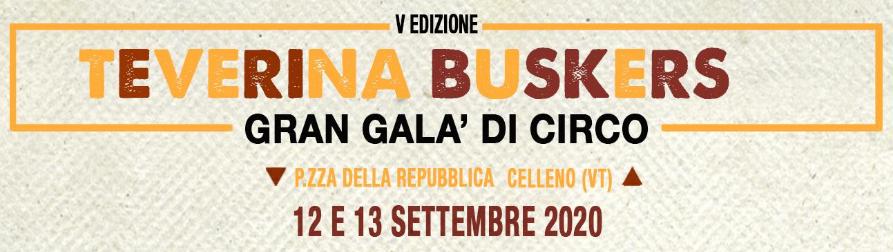 Teverina Buskers - 14-16 Settembre 2018 - Celleno